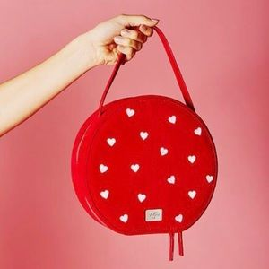 Valfre Besame Red Purse